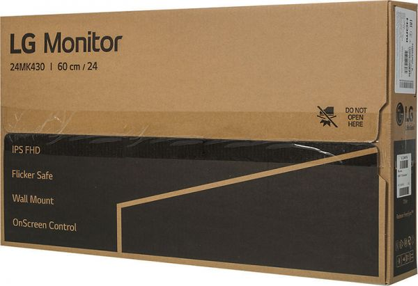 Монитор 23.8'' LG 24 MK430H-B
