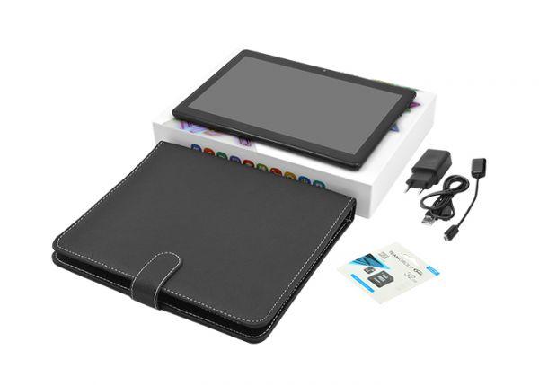 Планшет 3G MiXzo ME1025 Limited Edition 10.1 дюймов 2GB RAM 16 GB ROM GPS+ Чехол-клавиатура + Карта памяти 32GB
