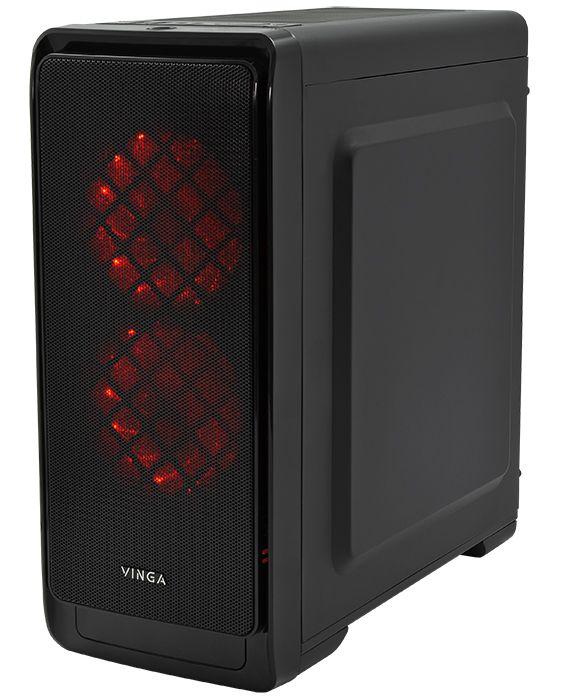 Игровой Мега Монстр ПК ZEVS PC11700U i5 7400 + GTX 1050TI 4GB +8GB DDR4 +SSD + Монитор 21.5'' + Клавиатура + Мышь