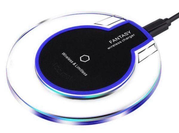 Бездротова Зарядка Wireless Charger Fantasy Qi Standard