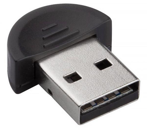 Бездротовий адаптер Bluetooth V2.0 USB Dongle