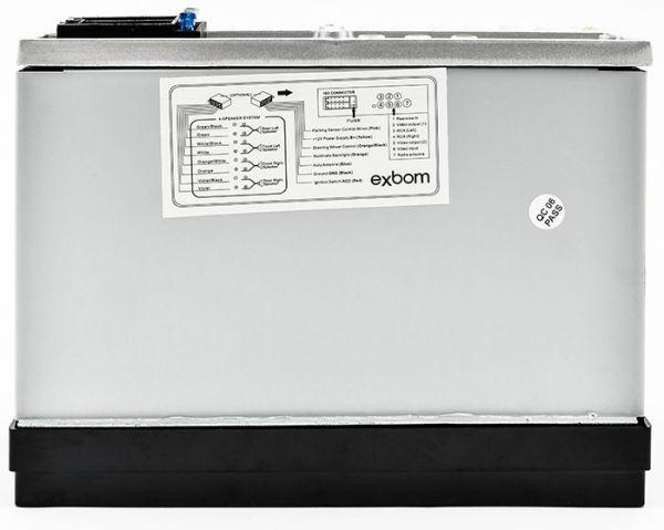 Автомагнитола 2 DIN MP5 Pioneer 7015+AV+Карта памяти 16GB