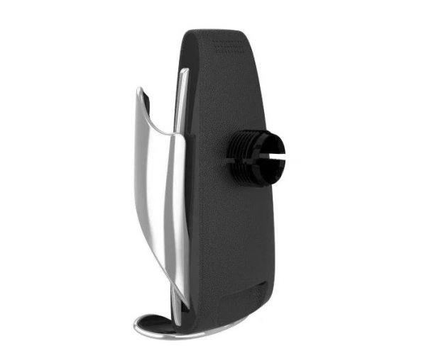 Оригинальный Качественный Автомобильный держатель с функцией беспроводной зарядки Smart Sensor S5