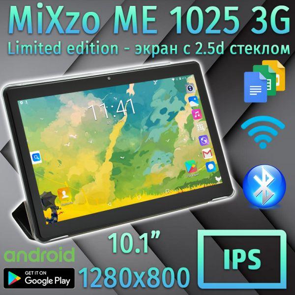 АКЦІЯ! Планшет-Телефон MiXzo ME1025 3G Limited Edition 10.1 дюйм 2GB RAM 16 GB ROM GPS + Чохол-вкладиш