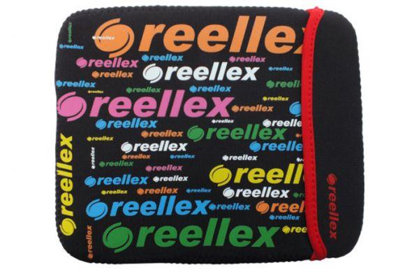 "Чехол для планшета 9.7"" Reellex неопреновый Black/Red"