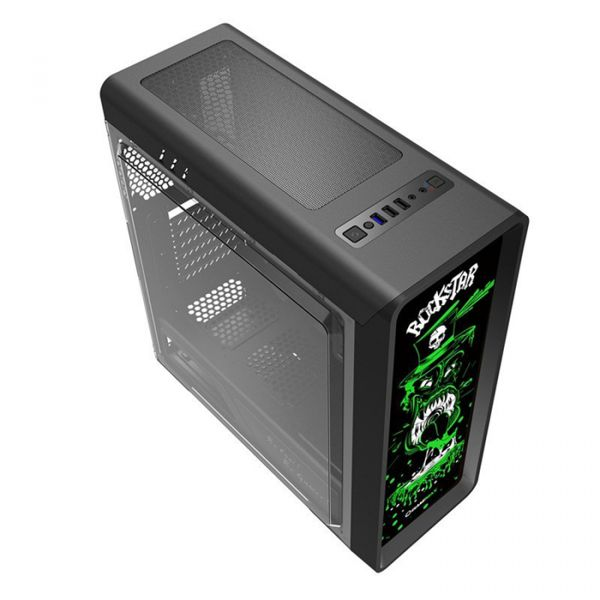 Корпус GameMax G515 RockStar RGB