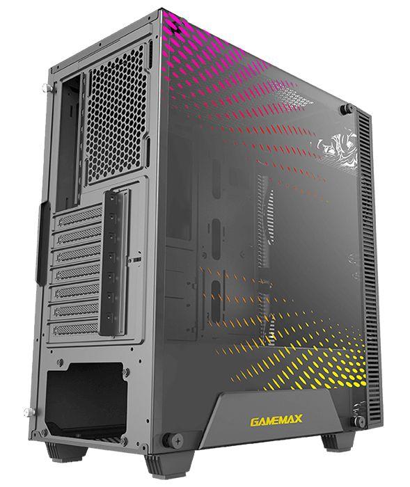 Корпус GameMax RockStar 2 Black