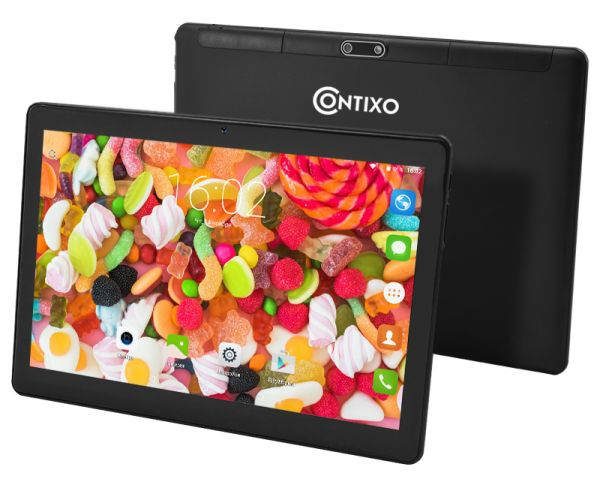 Игровой планшет CONTIXO KT 1100GT 4GB RAM 32GB ROM + Чехол-клавиатура + Карта 32GB
