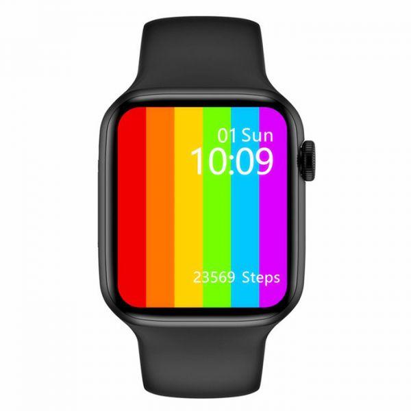 Умные часы IWO 10 Lite Plus с измерителем давления и пульса