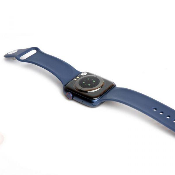 Умные часы Jiks Smart с функцией разговора Blue