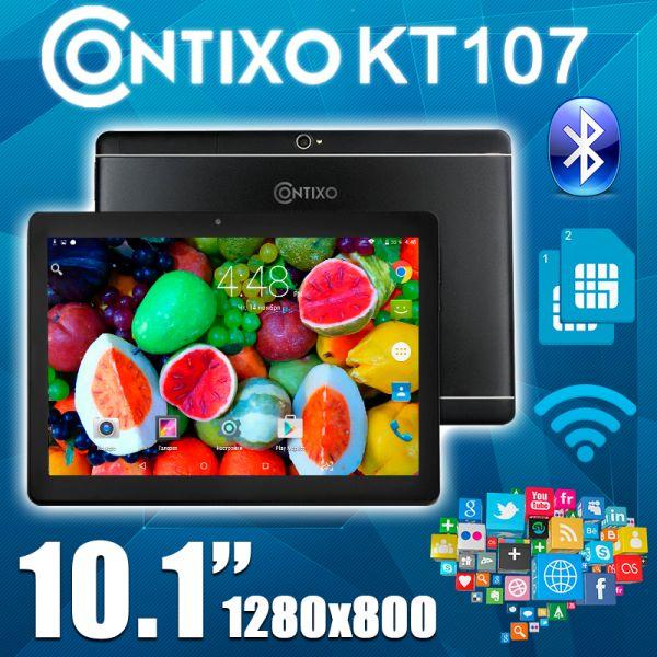 Ігровий Планшет CONTIXO KT107 10.1 2 / 16GB ROM 3G (Lite)