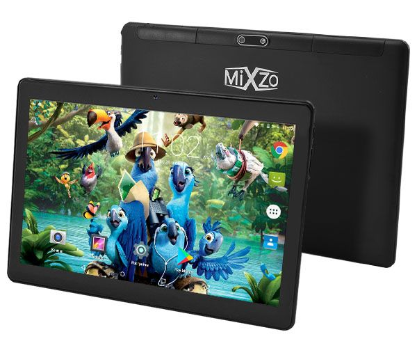 Планшет 3G MiXzo ME1025 Limited Edition 10.1 дюймов 2GB RAM 16 GB ROM GPS+ Чехол-клавиатура
