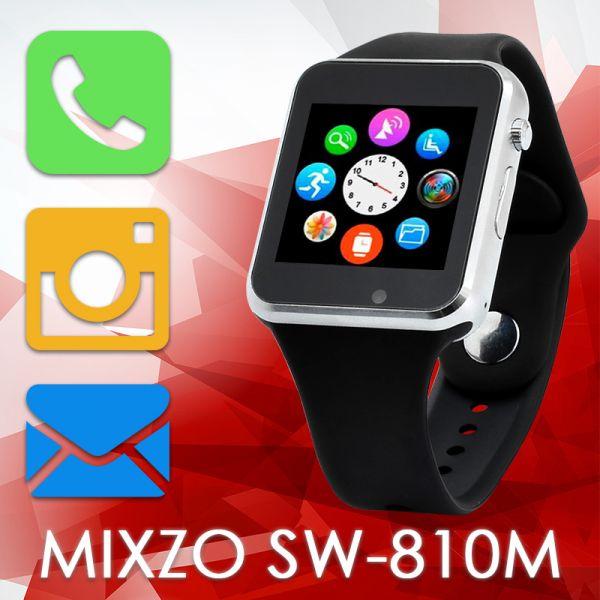 Умные часы Smart Watch MiXzo SW-810M