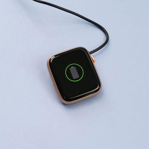 Умные часы NO.1 DT100 Silicone с измерением кислорода в крови Pink