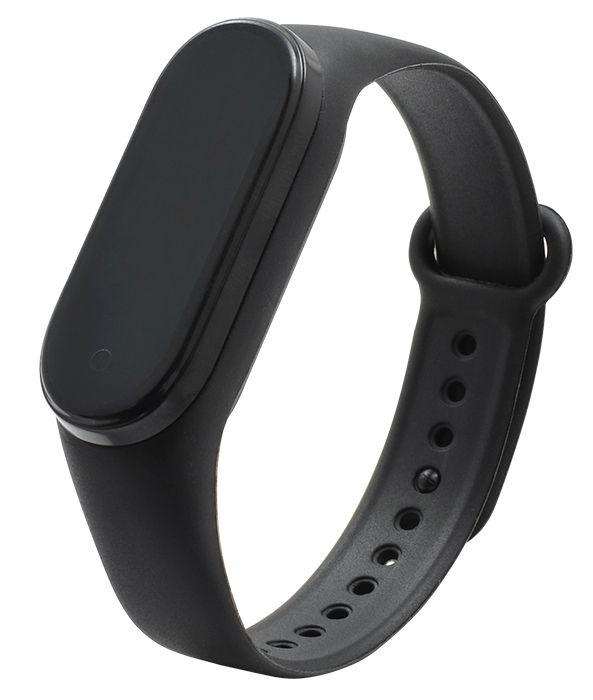 Фитнес браслет MiXzo M5 с цветным дисплеем Черный