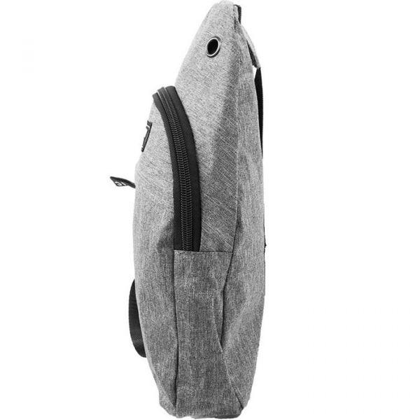 Сумка-слінг чоловіча через плече Instinct Fashion нагрудна спортивна