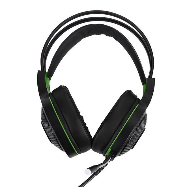 Супер Игровые наушники проводные с микрофоном Game Headset V5000