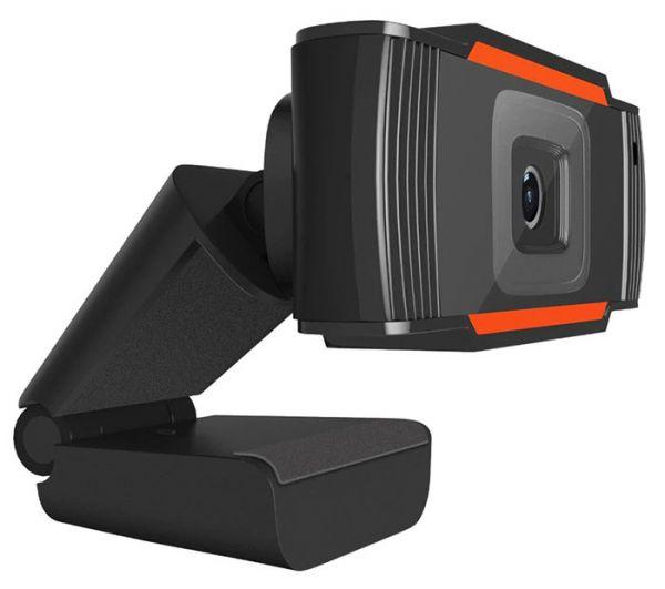 Універсальна веб камера з мікрофоном для комп'ютера ноутбука з дозволом Full HD 1920x1080