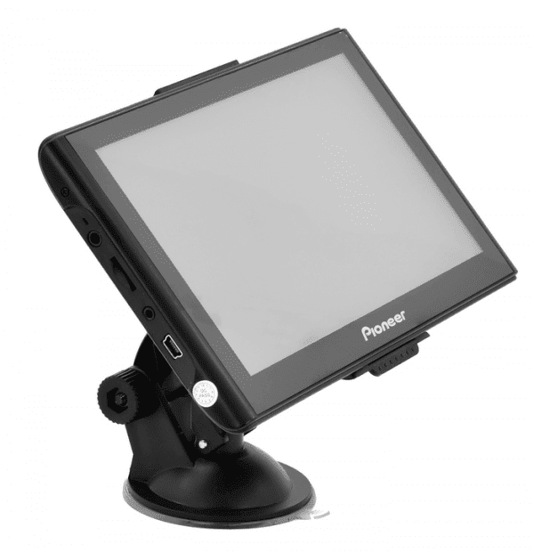 """GPS навигатор Pioneer PI750DVR 7"""" 8 Ядер 1/16 FM AV Android 4.4 (Уценка TN0712)"""